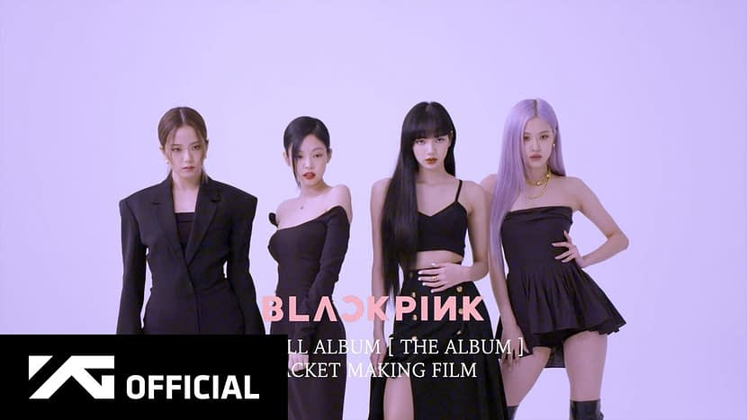"BlackPink girls band has dropped a mysterious trailer ""BLACKPINK AROUND The World.Coming Soon!"