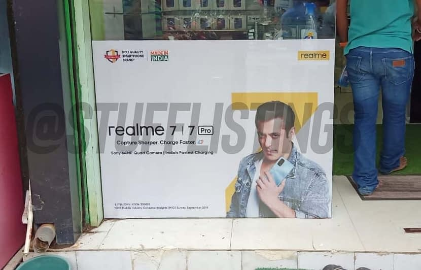Realme 7, 7 Pro teasers to launch in India, rumored 3rd September