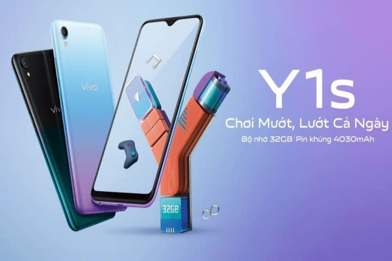 Vivo Y1s will soon available in India at price Rs.7,999