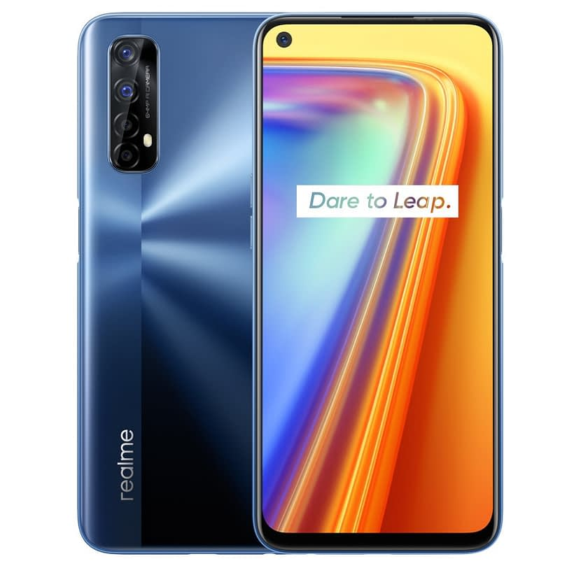 Realme 7 with 6.5-inch FHD+ 90Hz display, Helio 95 SoC, up to 8 GB RAM launched in India