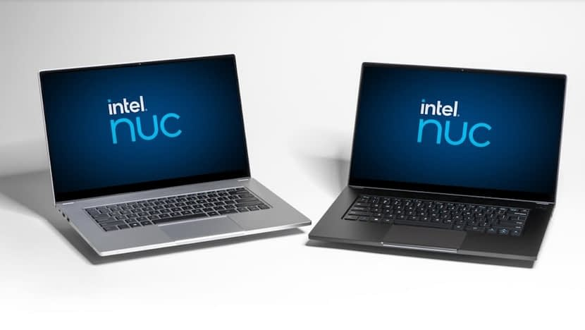 Intel NUC M15 laptop Kit announced with Intel i5 and i7 processors
