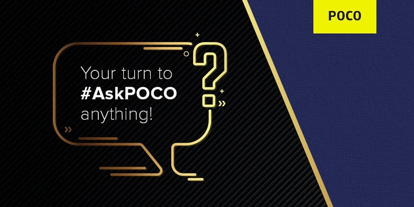 POCO India teaser new launch will happen in February
