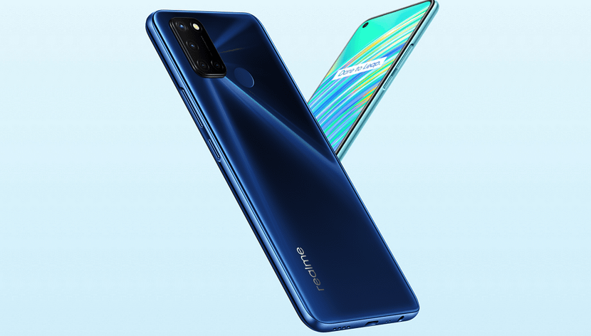 Realme C17 smartphone with Snapdragon 460 soc, 6GB RAM launched