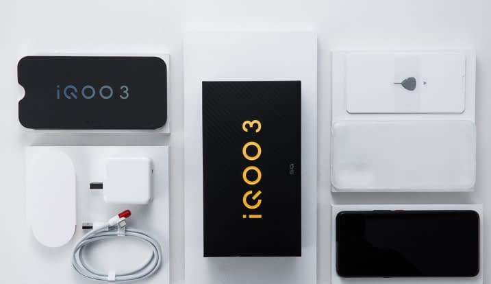 iQOO 3 5G Smartphone, 865 Soc,12 GB Ram launched
