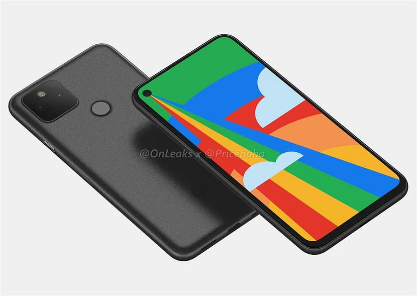 Google Pixel 6 patent suggests arrive with under-display camera tech