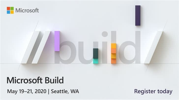 Microsoft Build Conference 2020 get cancelled