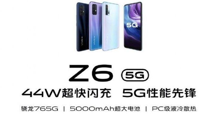 Vivo-Z6-5G-44W-Charging