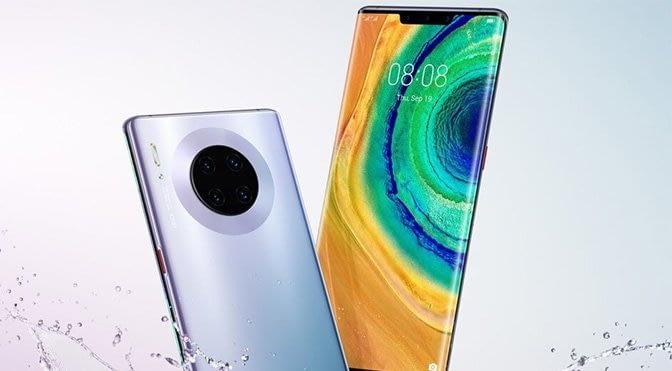 Huawei Mate 30 Pro Initial Review