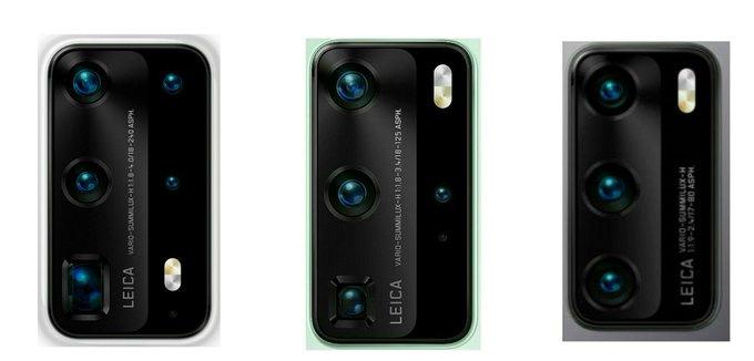 Huawei-P40-series-camera-module
